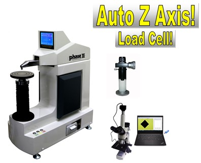 Fully Automatic Universal Hardness Tester